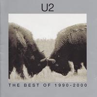 U2 - Best of 1990-2000 & B-Sides - обложка