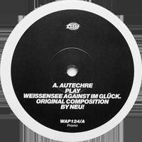 Autechre - Splitrmx12 - обложка