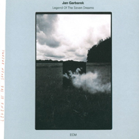 Jan Garbarek - Legend Of The Seven Dreams - обложка