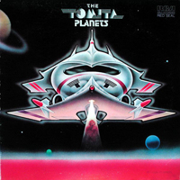 Isao Tomita - Planets - обложка