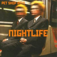 Pet Shop Boys - Nightlife - обложка