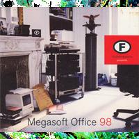 VA - Megasoft Office - обложка