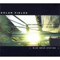 Solar Fields - Blue Moon Station - обложка
