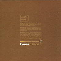 Beefcake - Drei - обложка