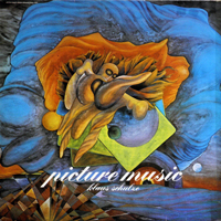 Klaus Schulze - Picture Music - обложка