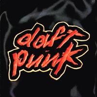 Daft Punk - Homework - обложка