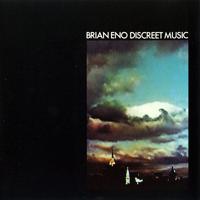 Brian Eno - Discreet Music - обложка