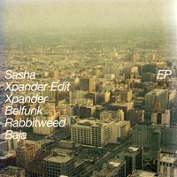 Sasha - Xpander - обложка