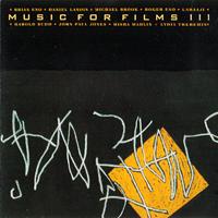 VA - Music for Films 3 - обложка