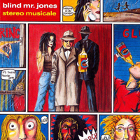 Blind Mr.Jones - Stereo Musicale - обложка