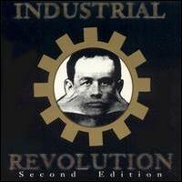 VA - Industrial Revolution Second Edition - обложка