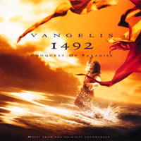 Vangelis - 1492: Conquest Of Paradise - обложка