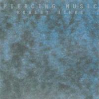 Robert Henke - Piercing Music - обложка