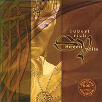 Robert Rich - Seven Veils - обложка