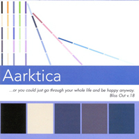 Aarktica - Or You Could Just Go Through Your Whole Life and Be Happy Anyway - обложка