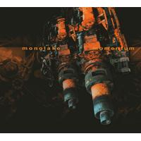 Monolake - Momentum - обложка