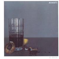 G-Man - Avanti - обложка