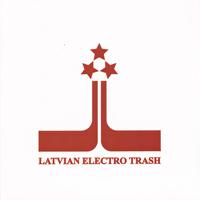 VA - Latvian Electro Trash - обложка