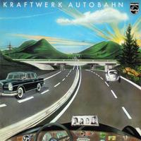 Kraftwerk - Autobahn - обложка