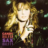Candy Dulfer - Saxuality - обложка