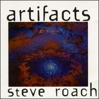 Steve Roach - Artifacts - обложка