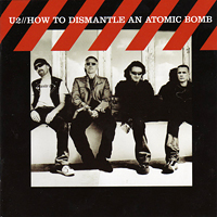 U2 - How To Dismantle An Atomic Bomb - обложка