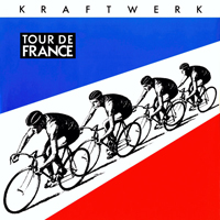 Kraftwerk - Tour De France - обложка