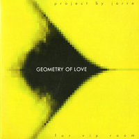 Jean Michel Jarre - Geometry Of Love - обложка