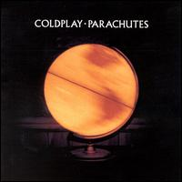 Coldplay - Parachutes - обложка