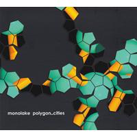 Monolake - Polygon_Cities - обложка