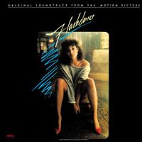 VA - Flashdance - обложка