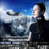 Abstract Avenue - Sky & Telescope - обложка