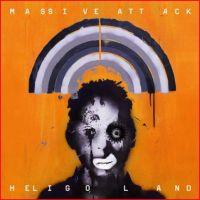 Massive Attack - Heligoland - обложка