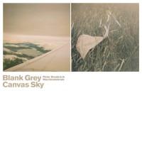 Peter Broderick & Machinefabriek - Blank Grey Canvas Sky - обложка