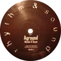 Rhythm & Sound - Aground/Aerial - обложка