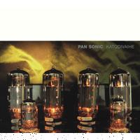 Pan Sonic - Katodivaihe - обложка