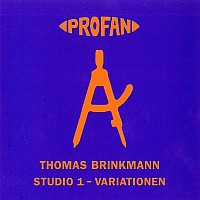 Thomas Brinkmann - Studio 1 - Variationen - обложка
