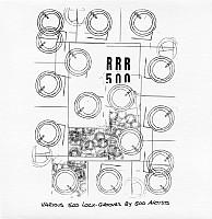 VA - RRR 500 (Various 500 Lock-Grooves By 500 Artists) - обложка
