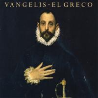 Vangelis - El Greco - обложка