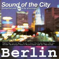 Jazzanova - Max City Guide vol.3 - Sound Of The City Berlin - обложка