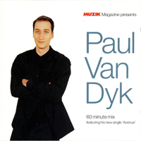 Paul Van Dyk - Muzik Magazine Dec'99 - обложка