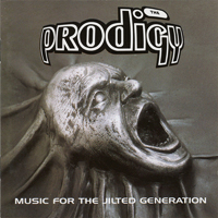 The Prodigy - Music For The Jilted Generation - обложка