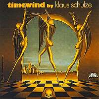 Klaus Schulze - Timewind - обложка