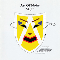 Art Of Noise - Daft - обложка