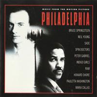 VA - Philadelphia - обложка