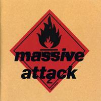 Massive Attack - Blue Lines - обложка
