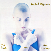 Sinead O'Connor - The Lion And The Cobra - обложка