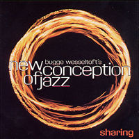Bugge Wesseltoft - New Conception Of Jazz: Sharing - обложка