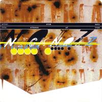 Nick Noiz - Silence Of Iron - обложка