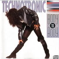 Technotronic - Body To Body - обложка
